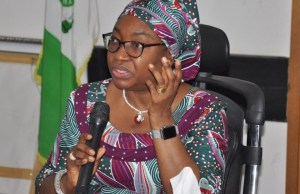 Winifred-Oyo-Ita-Head-of-the-Civil-Service-of-the-Federation storms aso rock