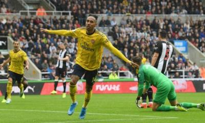 Newcastle vs Arsenal Result: Pierre-Emerick Aubameyang Goal Seals 1-0 Win