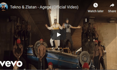 Tekno & Zlatan – Agege (Official Video)
