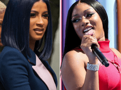 Cardi B disses Megan Thee Stallion