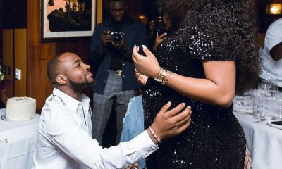 """A beautiful life!"" Davido & Chioma are Expecting a Baby Together 👶🏾"