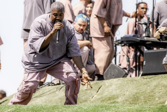 Kanye West announces release of new album