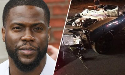 Kevin Hart involved in car crash, suffers major injuries