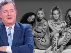 Little Mix mocks Piers Morgan