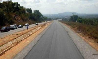 Kidnappers on Abuja-Lokoja road