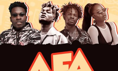 Article Wan ft. Fameye, Quamina MP, Freda Rhymz – Afa