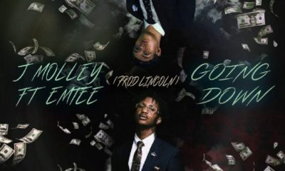 DOWNLOAD MP3: J Molley ft. Emtee – Going Down