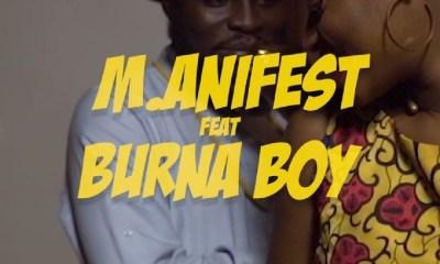 VIDEO: M.anifest – Tomorrow ft. Burna Boy