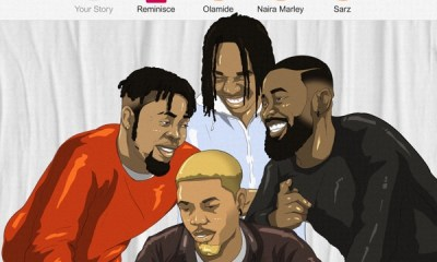 DOWNLOAD MP3: Reminisce ft Olamide, Naira Marley, Sarz – Instagram