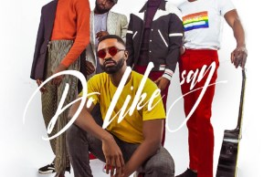 DOWNLOAD MP3: Ric Hassani ft. DBYZ – Do Like Say
