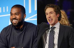 Kanye West- joel osteen