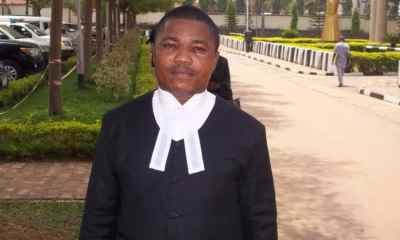 Nnamdi Kanu's lawyer speaks from hiding