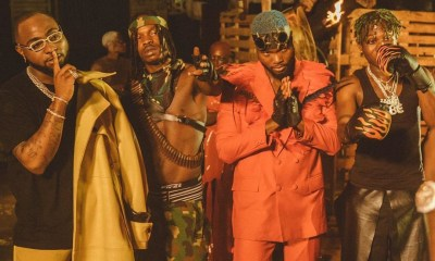 Davido – Sweet In The Middle ft. Wurld, Naira Marley, Zlatan [VIDEO]