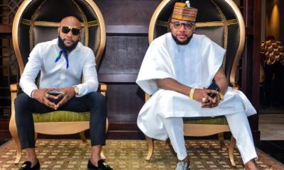 Check out photos of Kcee and E-Money's massive mansions in their hometown