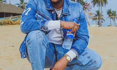 Kizz Daniel reveals his CGPA and it will shock you