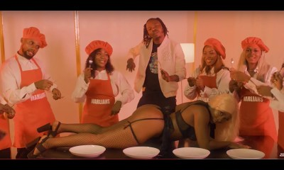 Naira Marley - Isheyen [VIDEO]