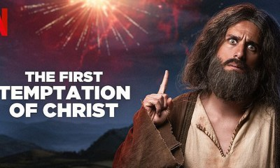 Nigerians react to Netflix movie which portrays Jesus as gay