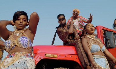 Rayvanny ft. Patoranking, Zlatan, Diamond Platnumz – Tetema (Remix) II (Video)