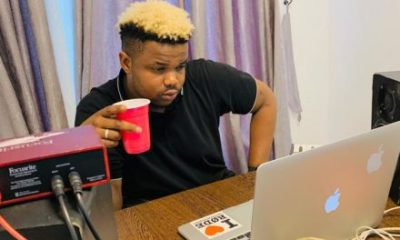 See the lie that started Rexxie's music production career