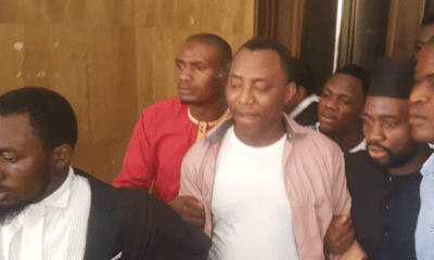 Sowore's Rearest: Respect the rule of law US tells Buhari