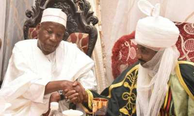 Ganduje gives Emir Sanusi new appointment amidst new emirates battle