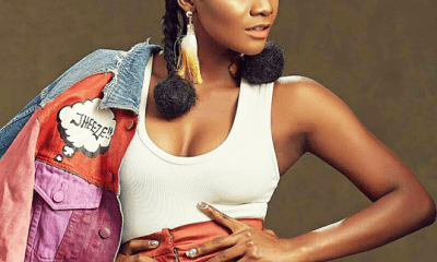 Simi goes ballistic on Twitter influencer for trolling her