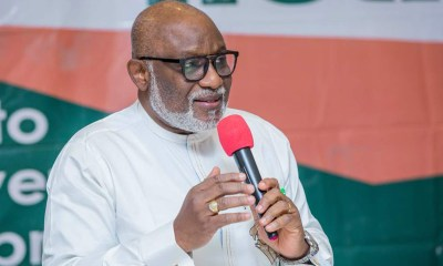 We are going ahead with Amotekun, Governor Akeredolu maintains