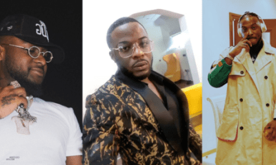 King Patrick accuses Davido of trying to poison him