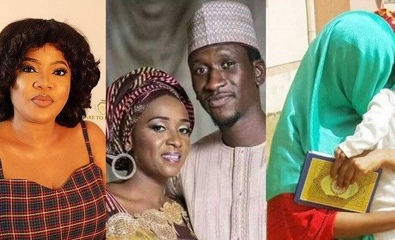 Maryam Sanda Sentence: Leave if it is not working, Toyin Abraham advises couples
