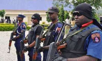 NSCDC officer shot senatorial candidate in Imo