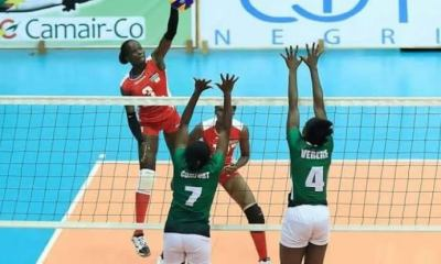 Nigerian women's volleyball team loses to Kenya, crashes out of Olympics qualifiers