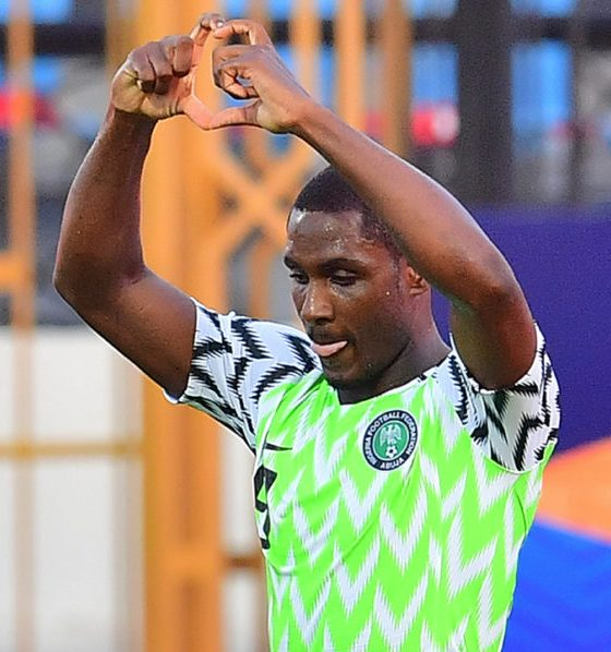 Odion Ighalo reveals money made him leave Watford for China