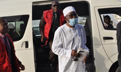 Mohammed Adoke transferred to Abuja hospital by EFCC