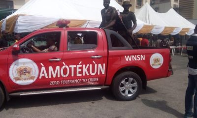 Amotekun Corps Bill passes first reading in Ogun Assembly