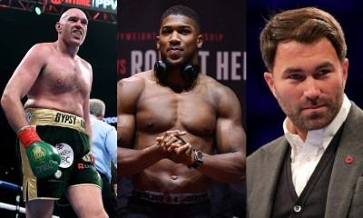 Anthony Joshua wants to fight Tyson Fury next, his agent reveals