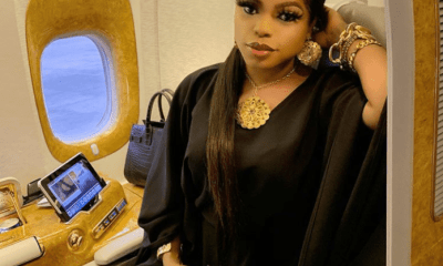 Bobrisky verbally abused by Nigerians in Dubai