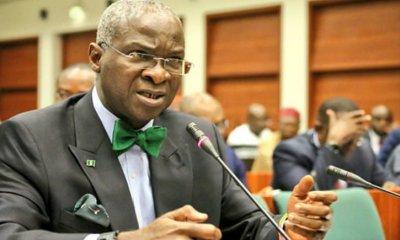 Fashola backs Sanwo-Olu on Okada ban