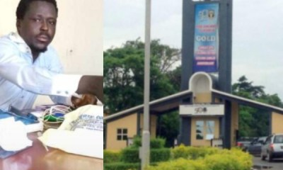 OAU lecturer suspended, handed over to police over sexual molestation of teenage student