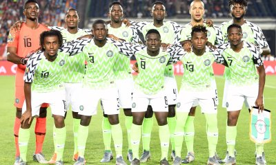 Super Eagles to play AFCON qualifier against Sierra Leone in Asaba