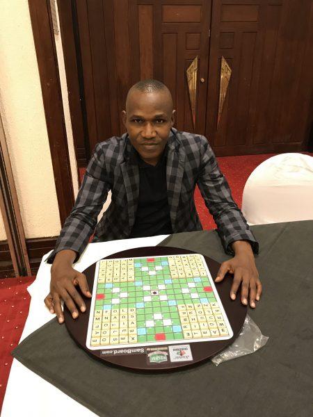 TOPNAIJA STORIES: Wellington Jighere, Scrabble World Champion