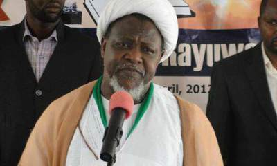 Trial of El-Zakzaky to resume in Kaduna Today