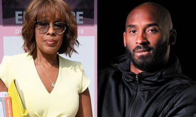 Gayle King responds to heavy backlash from interview 'tarnishing' Kobe Bryant's legacy