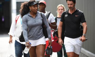 Serena Williams' coach admits 'it is not working' amidst her recent losses