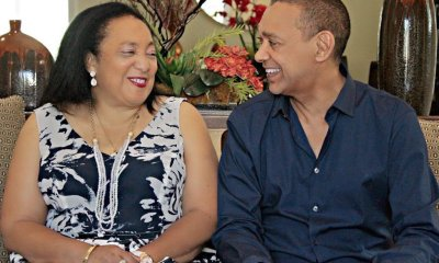 Ben Bruce loses wife of 41 years to cancer