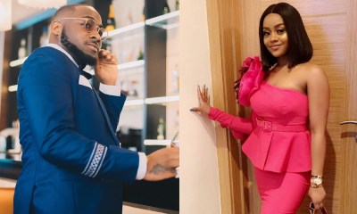 Davido's Chioma's tests positive for Coronavirus
