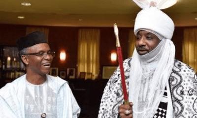 El-Rufai gives new appointment to deposed Emir, Muhammadu Sanusi II