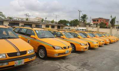 Lagos government unveils app for yellow taxis