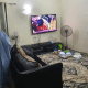 Interior photos of apartment in Nasarawa where Sanusi will live