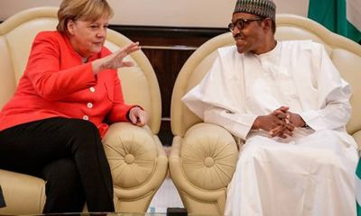 Germany gifts Nigeria €5.5m amid COVID-19 pandemic