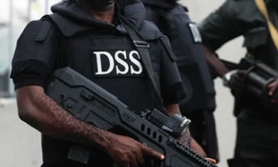 DSS denies invading residence of former Chief of Staff to Obaseki